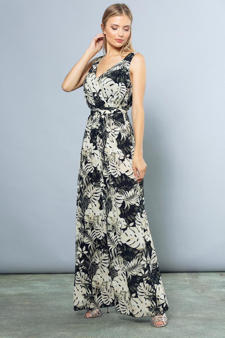 Vestido Floral - Nafta