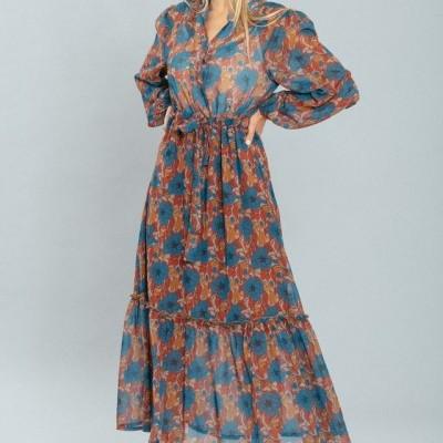 Vestido - Nafta