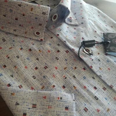 Camisa Manga Curta - Dario Beltran