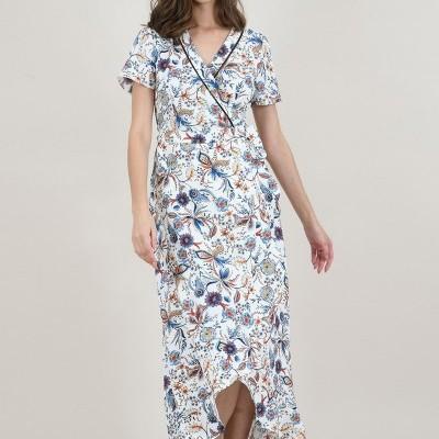 Vestido Floral - Molly Bracken