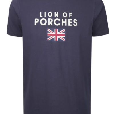 T-Shirt - Lion Of Porches