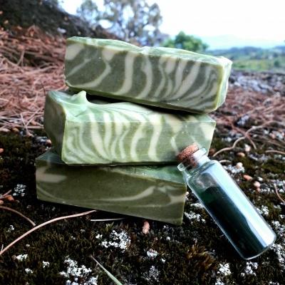 Sabão de Argila Verde