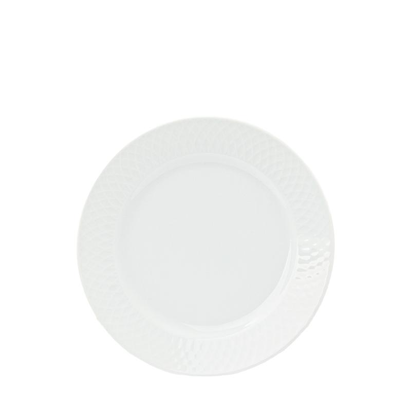Prato sobremesa 21cm Porcelana