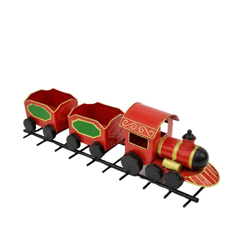 Comboio com 2 vagões