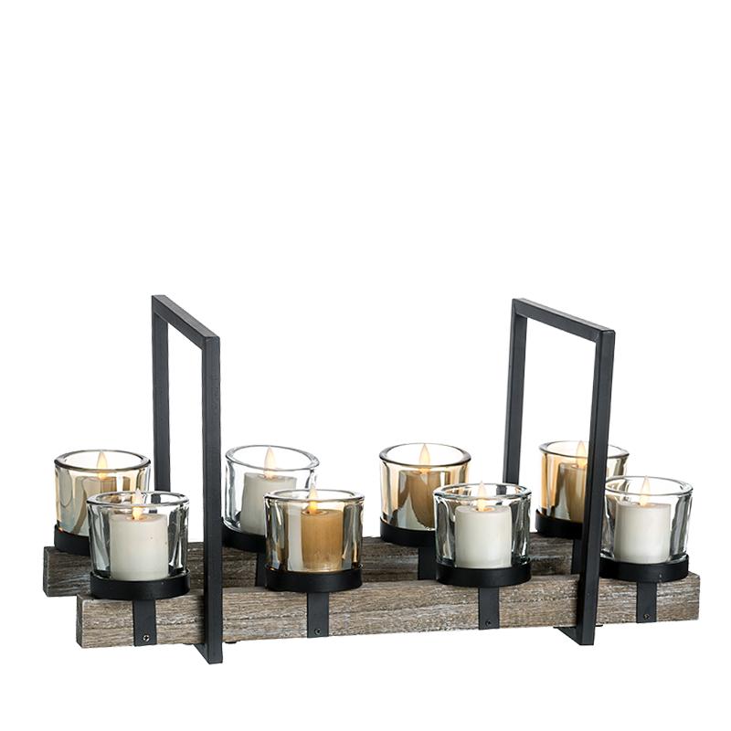Porta 8 velas