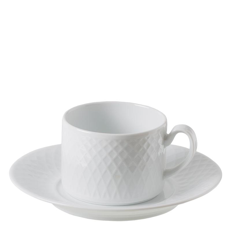 Chávena almoçadeira porcelana