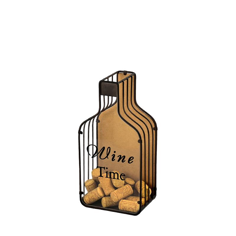 Porta rolhas garrafa