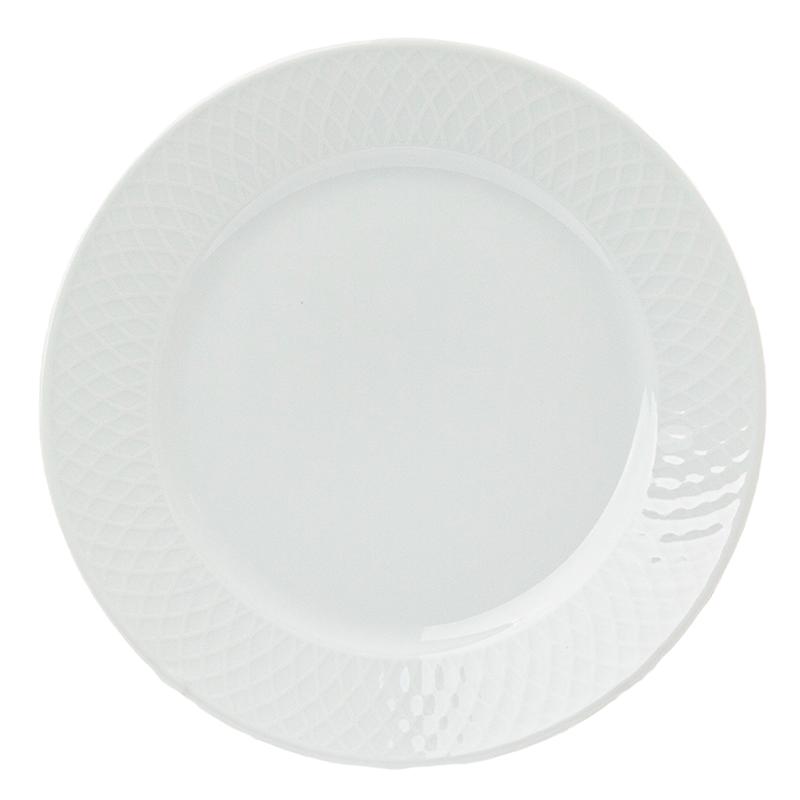 Prato raso 30cm Porcelana