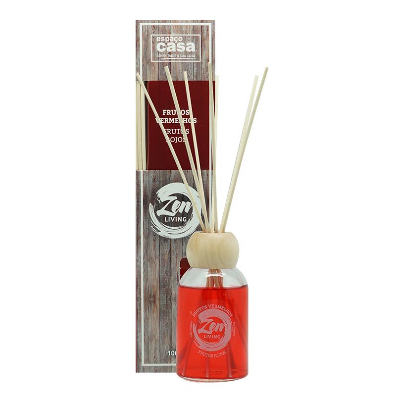 Mikado aroma Frutos Vermelhos 100ml