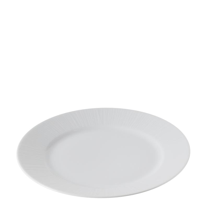 Prato Raso 26cm porcelana
