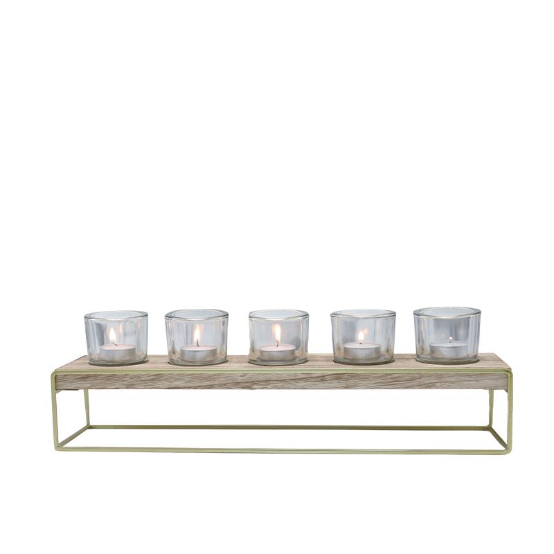 Porta 5 velas