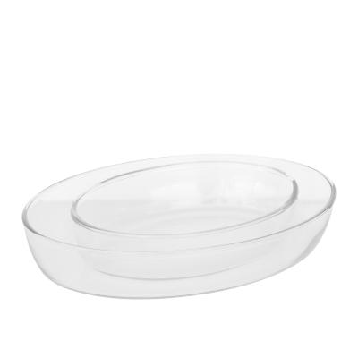 Conj. 2 vidros para forno