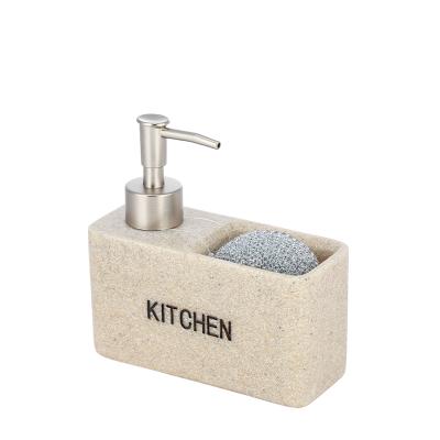 Dispensador de Cozinha com Esponja
