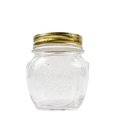 Frasco de vidro 30 cl. Anfora