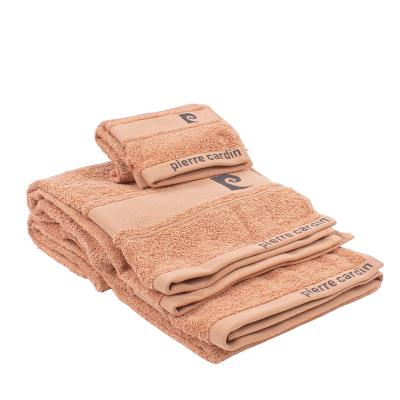 Conj. de 3 toalhas Riviera