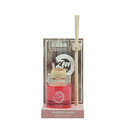 Mikado aroma Morango e Nata 50ml