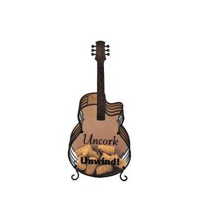Porta Rolhas guitarra
