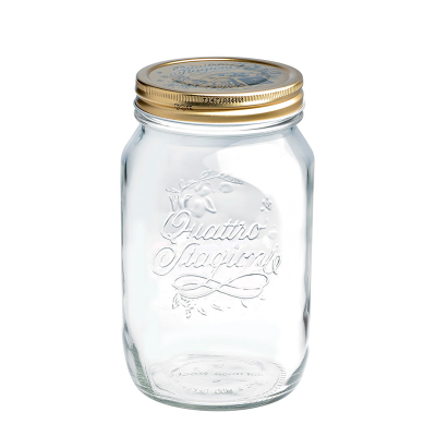 Frasco de vidro 100cl