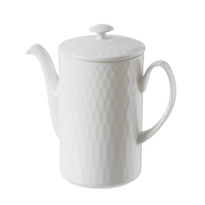 Cafeteira 122,5cl porcelana