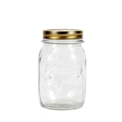 Frasco de vidro 0.5L