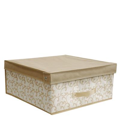 Caixa de arrumação 45x45x20cm
