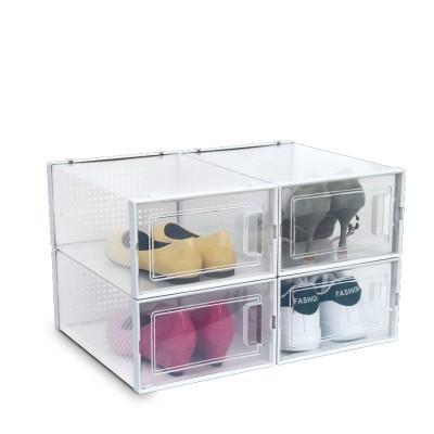 Conjunto 4 caixas para sapatos