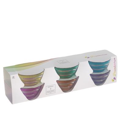 Conjunto 6 taças de vidro