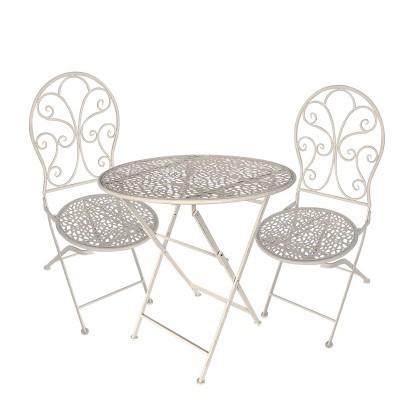 Conjunto mobiliário jardim 3 peças