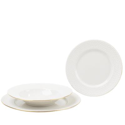 Serviço de Jantar 18 Peças