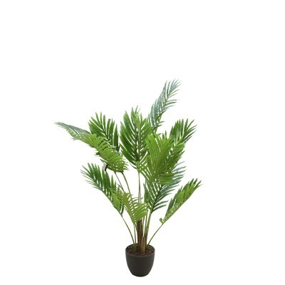 Palmeira verde 85cm