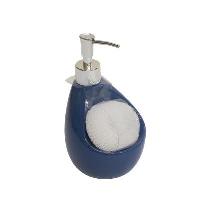 Dispensador Sabonete c/ Esponja