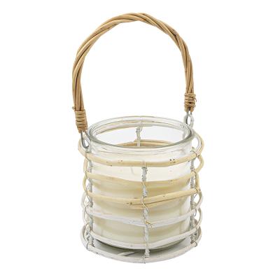 Lanterna c/Vela Perfumada