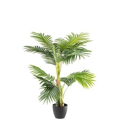 Palmeira verde 110cm