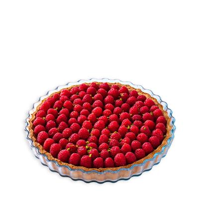Forma p/ tarte canelada