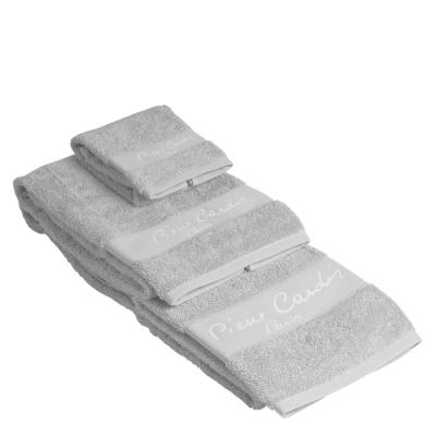 Conj. de 3 toalhas Pierre Cardin