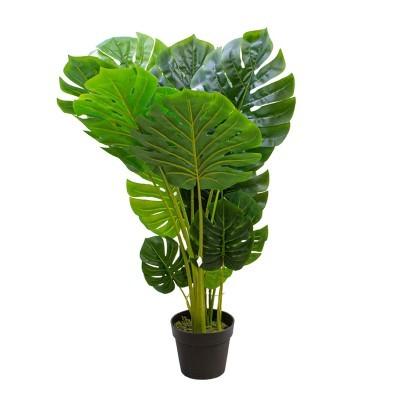 Planta monstera com vaso 110cm
