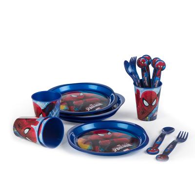 Conj. 16 peças Spiderman