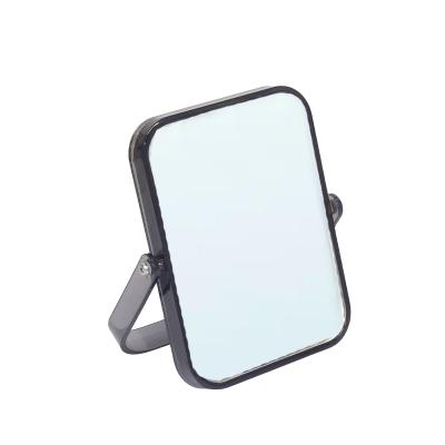 Espelho Retangular Preto Transparente