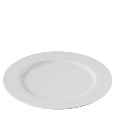 Prato Marcador 30 cm porcelana