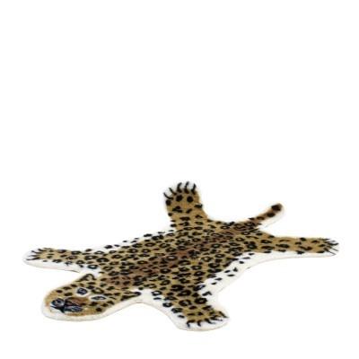 Tapete efeito pele de leopardo 77x113cm