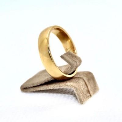 Aliança de Casamento Ouro