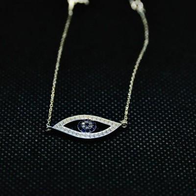 Pulseira Prata Olho Grego