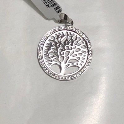 Medalha de Prata Árvore da Vida